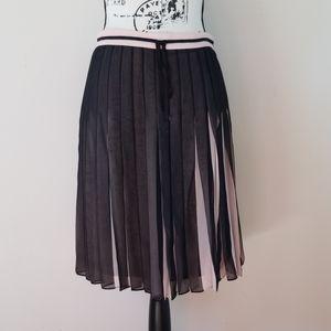 I.N.C International Concept black/pink skirt